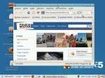 Mozilla Firefox - na instalação padrão, vem com a versão 3.0.4