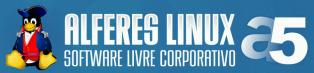 Logo Alferes Linux 5