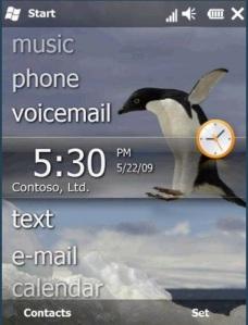 O Tux invade os sistemas da Microsoft.