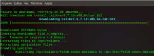 Instalando e configurando o Calibre no Ubuntu