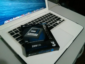 SSD Corsair NEUTRON 250 GB