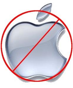 no-apple
