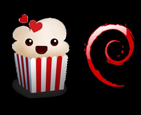 Debian Popcorn-Time