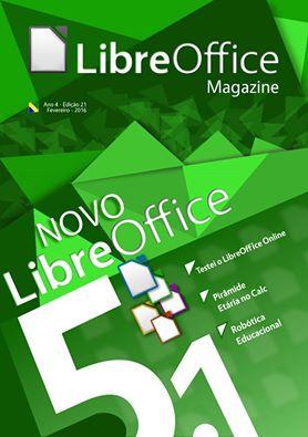 Revista LibreOffice Magazine nº 21